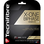 Tecnifibre X-One Biphase 17 Racquet String – 12M Set