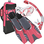 Aqua Lung Sport Women's Jewel Snorkel Set