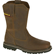 CAT Men's Wellston Steel Toe EH Work Boots