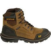 CAT Men's Fabricate 6'' Tough Waterproof Work Boots