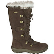 CAT Women's Devlin Fur Waterproof Winter Boots