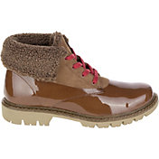 CAT Women's Hub Fur Casual Boots
