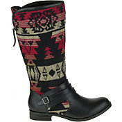 CAT Women's Sabrina Wool Casual Boots