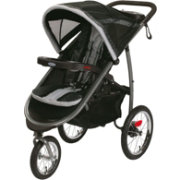Graco FastAction Fold Jogger Click Connect Single Jogging Stroller