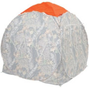 Ameristep Blaze Orange Spring Steel Cap for Doghouse and Outhouse Blinds