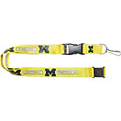 Michigan Wolverines Maize Lanyard
