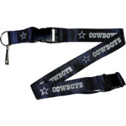 Dallas Cowboys Blue Lanyard