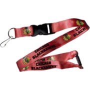 Chicago Blackhawks Red Lanyard