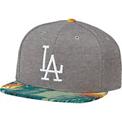 American Needle Men's Los Angeles Dodgers Palm Adjustable Hat
