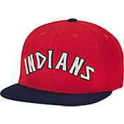 American Needle Men's Cleveland Indians Adjustable Hat
