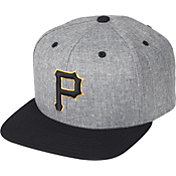 American Needle Men's Pittsburgh Pirates Static Adjustable Hat