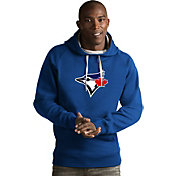 Antigua Men's Toronto Blue Jays Royal Victory Pullover