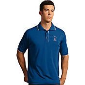 Antigua Men's 2016 World Series Champions Chicago Cubs Royal Icon Performance Polo