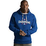 Antigua Men's 2016 World Series Champions Chicago Cubs Royal Victory Pullover