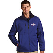 Antigua Men's 2016 World Series Champions Chicago Cubs Royal Traverse Jacket