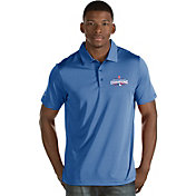 Antigua Men's 2016 World Series Champions Chicago Cubs Royal Quest Performance Polo