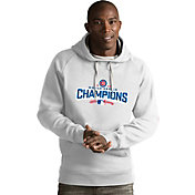 Antigua Men's 2016 World Series Champions Chicago Cubs White Victory Pullover
