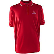 Antigua Men's St. Louis Cardinals Red Elite Polo