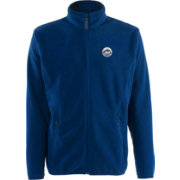 Antigua Men's New York Mets Full-Zip Royal Ice Jacket
