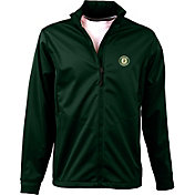 Antigua Men's Oakland Athletics Full-Zip Green Golf Jacket
