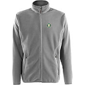 Antigua Men's Oakland Athletics Full-Zip Silver Ice Jacket