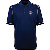 Antigua Men's Minnesota Twins Icon Navy Performance Polo