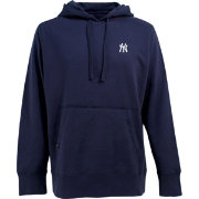 Antigua Men's New York Yankees Navy Signature Hoodie