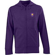 Antigua Men's Orlando City Signature Heathered Full-Zip Hoodie