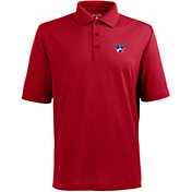 Antigua Men's FC Dallas Xtra-Lite Pique Performance Red Polo