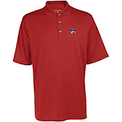 Antigua Men's FC Dallas Exceed Red Polo