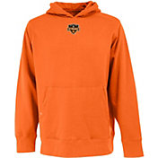 Antigua Men's Houston Dynamo Signature Orange Hoodie
