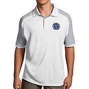 Antigua Men's New York City FC Century White Polo
