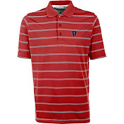Antigua Men's Real Salt Lake Deluxe Red Polo