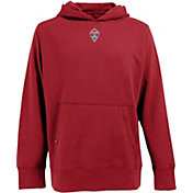 Antigua Men's Colorado Rapids Signature Red Hoodie