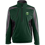 Antigua Men's Portland Timbers Hunter Green Discover Full-Zip Jacket