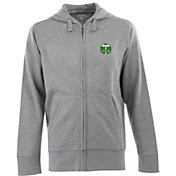 Antigua Men's Portland Timbers Signature Heathered Full-Zip Hoodie