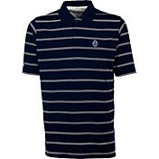 Antigua Men's Vancouver Whitecaps Deluxe Navy Polo