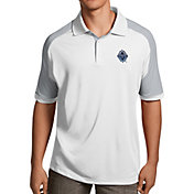 Antigua Men's Vancouver Whitecaps Century White Polo