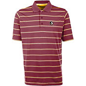 Antigua Men's Florida State Seminoles Garnet Deluxe Performance Polo
