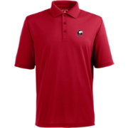 Antigua Men's Northern Illinois Huskies Cardinal Xtra-Lite Polo