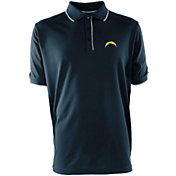Antigua Men's Los Angeles Chargers Elite Polo