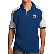 Antigua Men's New York Giants Century Royal Polo