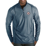 Antigua Men's Winnipeg Jets Tempo Half-Zip Pullover Shirt