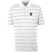 Antigua Men's Los Angeles Kings Deluxe White Polo