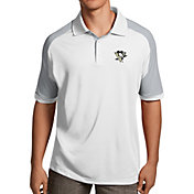 Antigua Men's Pittsburgh Penguins Century White Polo