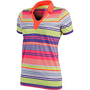 Antigua Women's Brazen Performance Yarn Dye Golf Polo