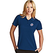 Antigua Women's Toronto Blue Jays Exceed Royal Performance Polo
