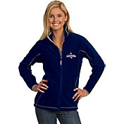 Antigua Women's 2016 World Series Champions Chicago Cubs Royal Ice Jacket
