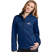 Antigua Women's 2016 World Series Champions Chicago Cubs Royal Traverse Jacket
