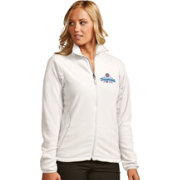 Antigua Women's 2016 World Series Champions Chicago Cubs White Ice Jacket